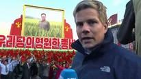 NRKs Asia-korrespondent  Peter Svaar fikk et sjeldent pressevisum til det lukkede landet Nord-Korea.