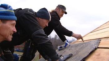 Henning Olstad på Tromsnes gård