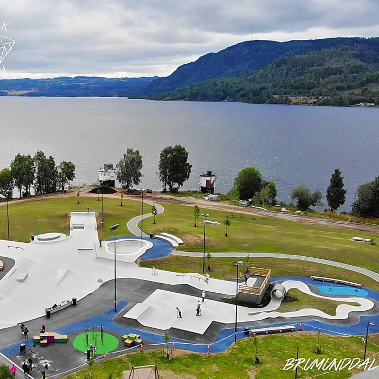 Skatepark Brumunddal
