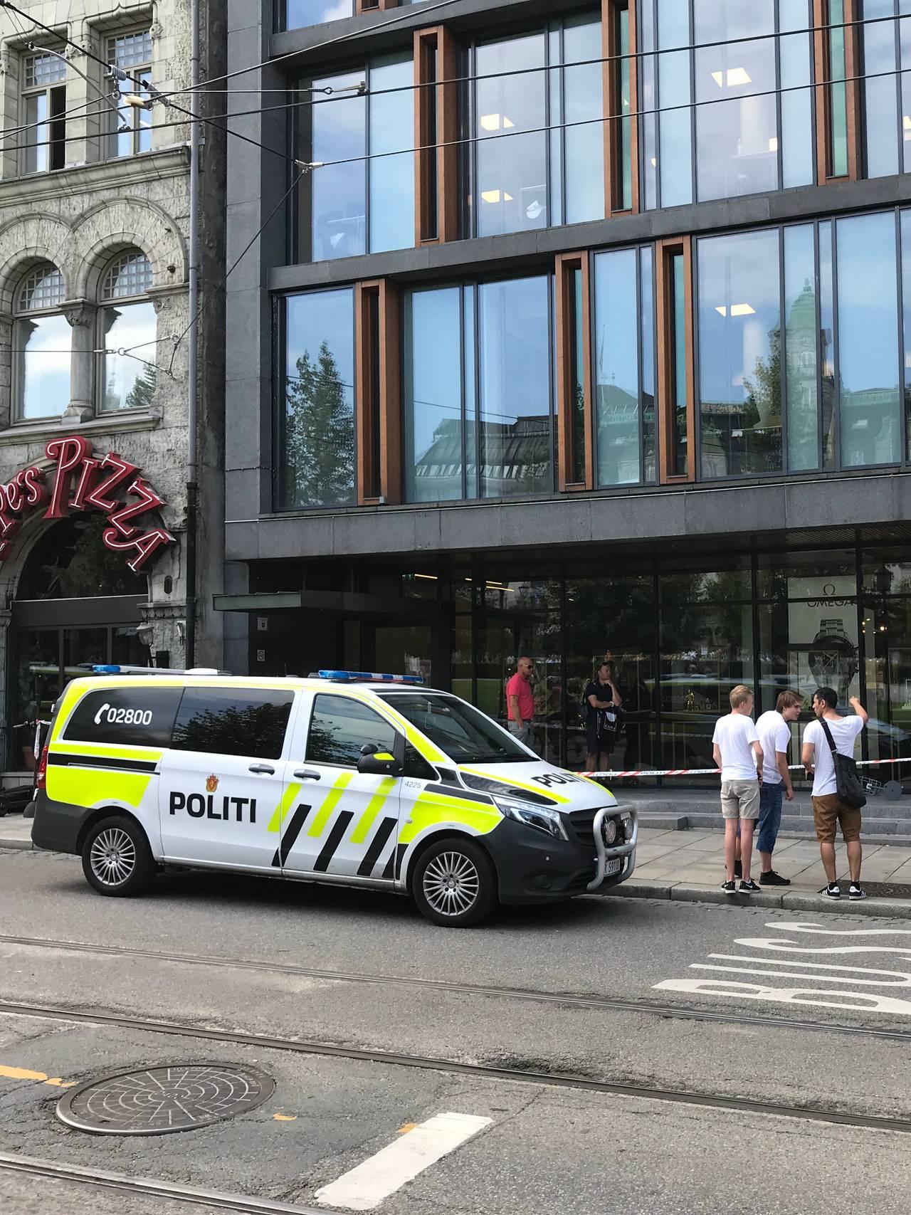 Ran i Oslo sentrum