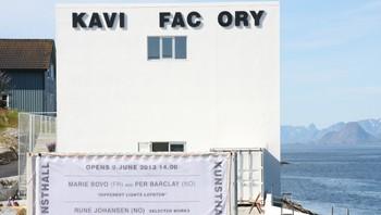 Kaviarfabrikken i Henningsvær.