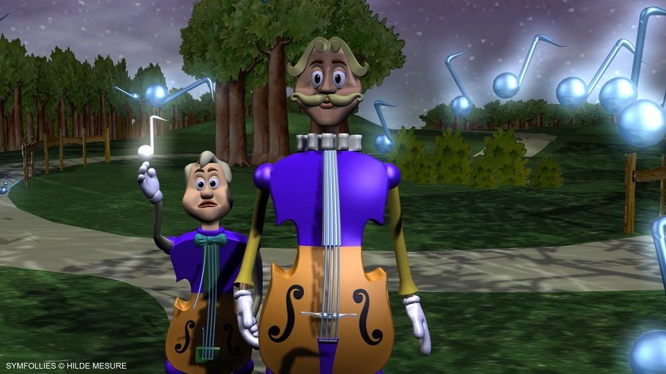 Instrumentenes magiske verden