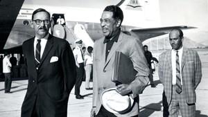 Hovedscenen - TV: Hovedscenen: Jazz- ambassadørene
