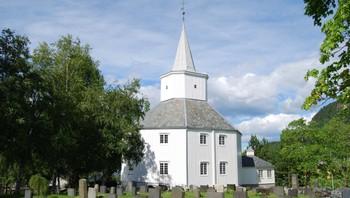 Buvik kirke