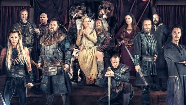Vikinger med tidsklemme