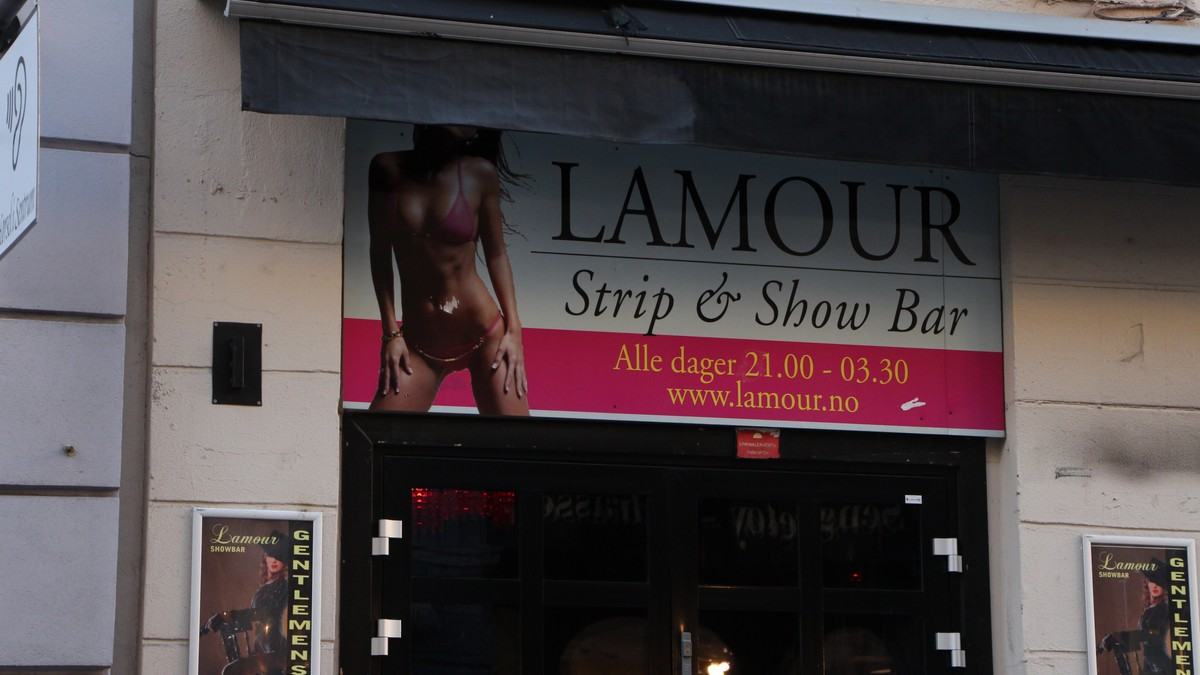 striptease oslo sextreff sogn og fjordane