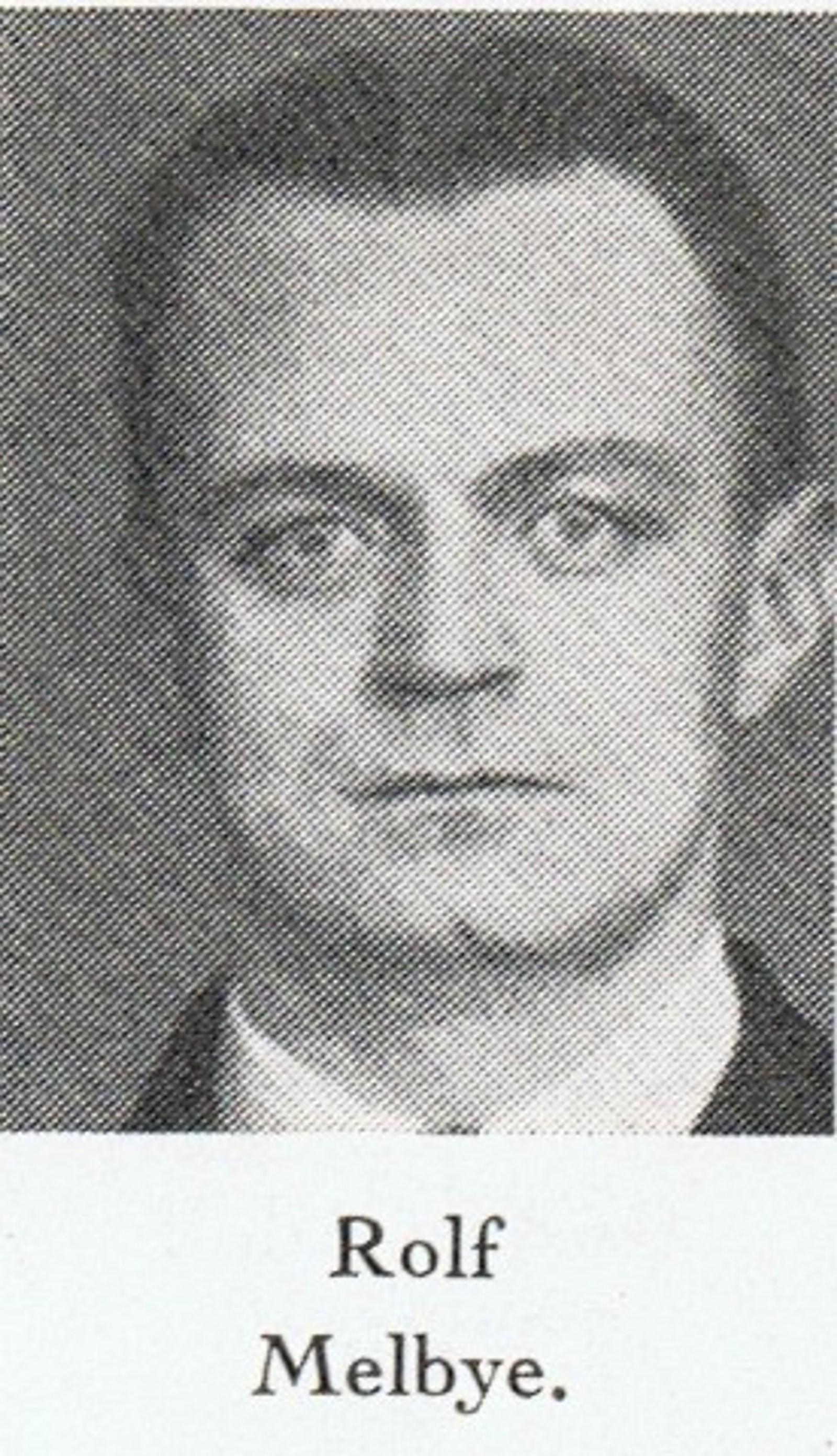 Rolf Melby: Baker, bodde på Nor i Elverum. Ble drept ved Dammen 11. april 1940 av en bombesplint.
