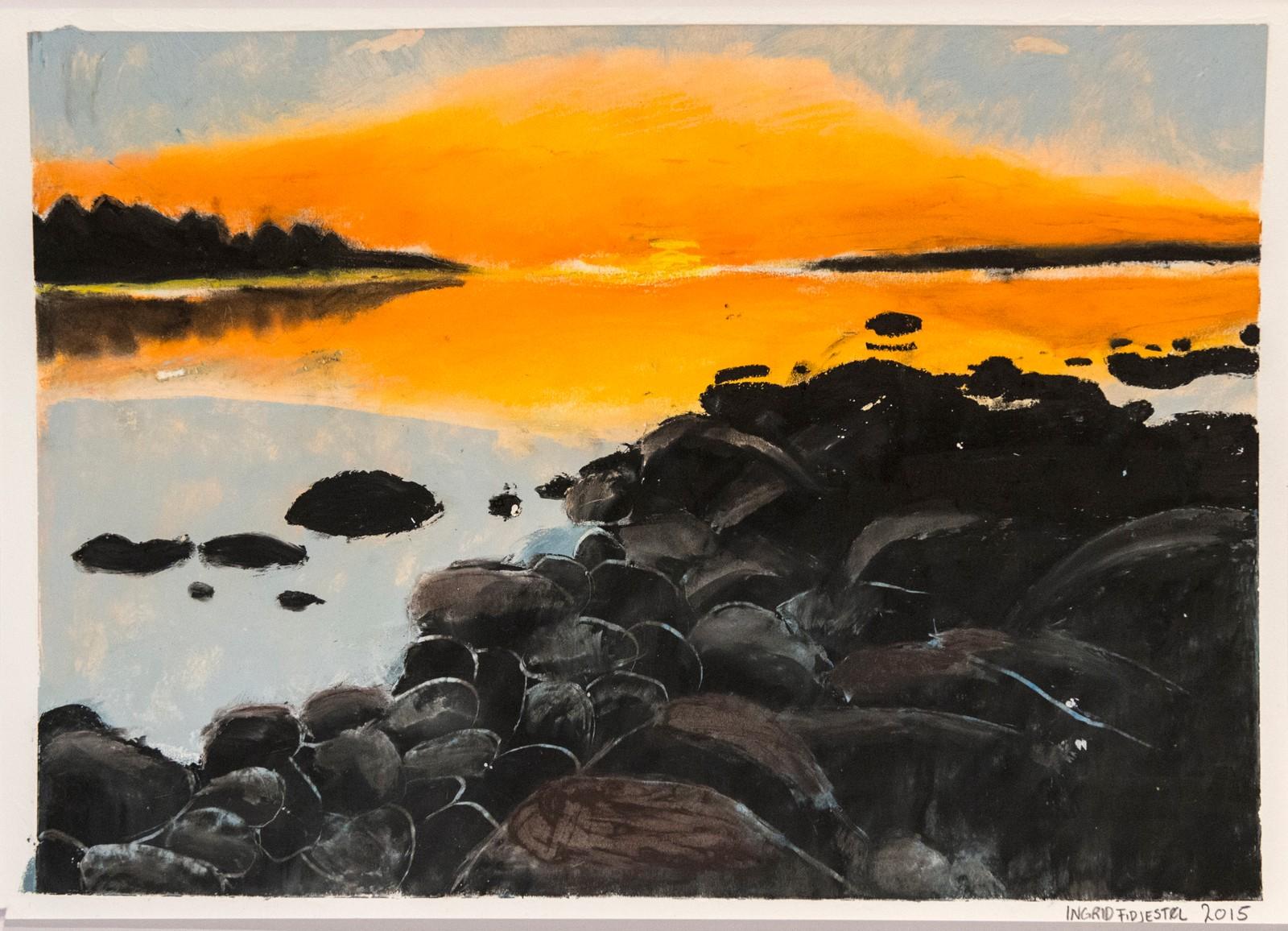 Kveld - Ingrid Fidjestøl, Førde