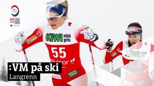 Pressekonferanse VM på ski