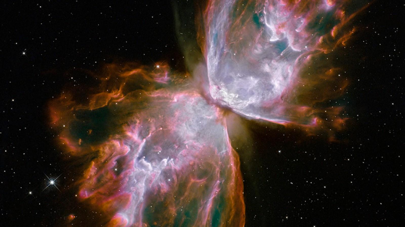 Butterfly Nebula, NGC 6302.
