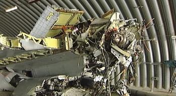 Video Styrtet F-16-fly i 2001