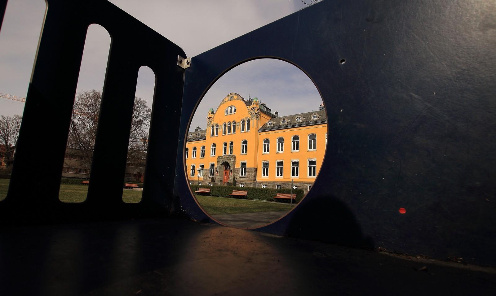 E. C. Dahls stiftelse, som i dag huser Fylkesmannen i Sør-Trøndelag