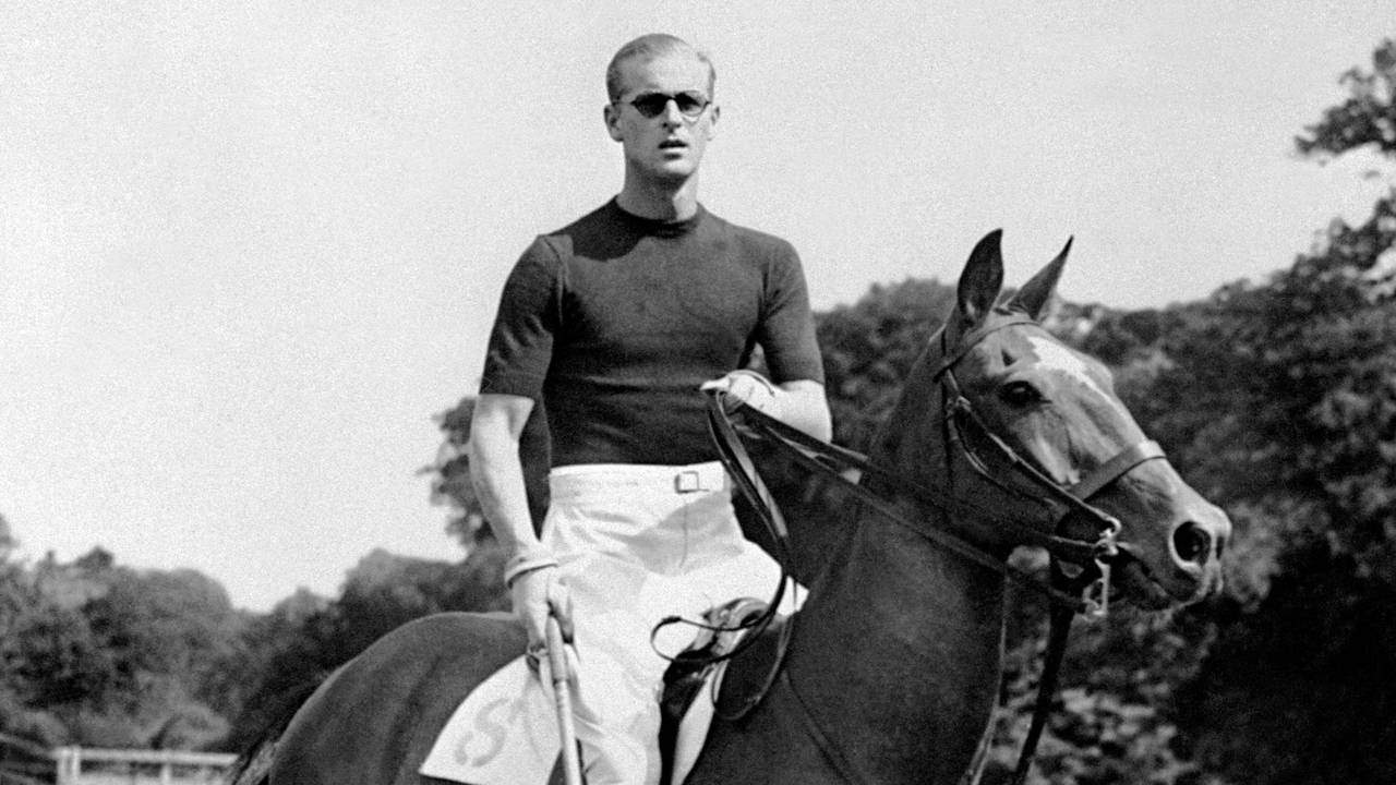 Prins Phillip spiller polo