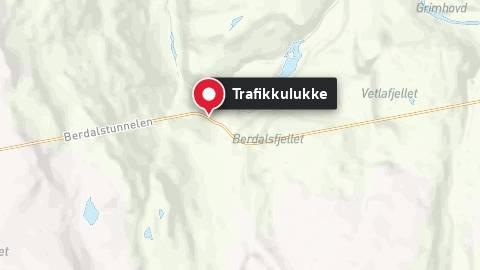 Trafikkulukke Aurland