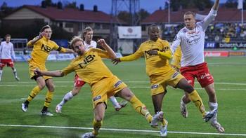 Bodø/Glimt mot Fredriksatd