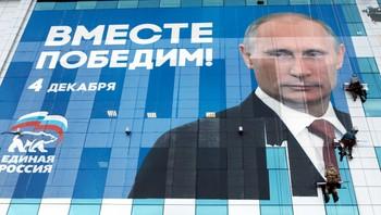 Putin-plakat