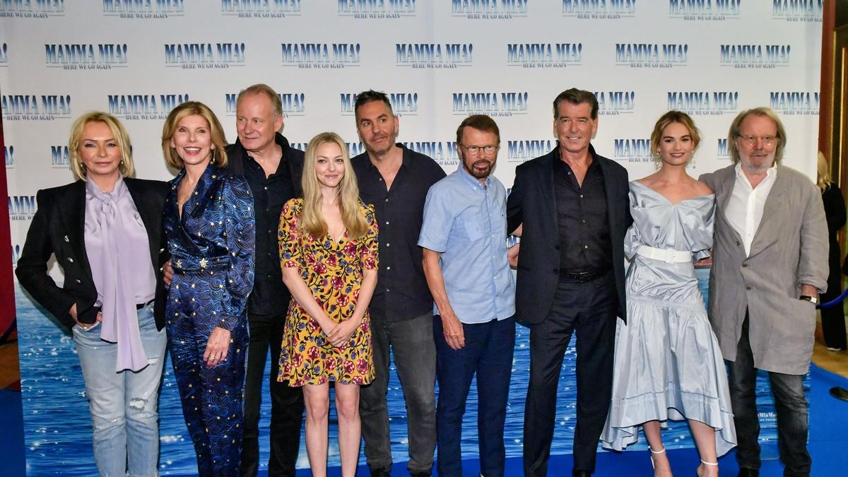 3d21af277bb «Mamma Mia»-oppfølger slo original – NRK Kultur og underholdning