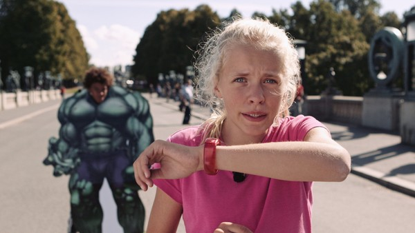 Norsk dokumentarserie om kroppens fantastiske organer. (5:15) Denne gangen handler det om muskler.