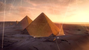 Med røntgenblikk på pyramidane