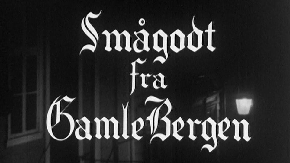 Smågodt fra Gamle Bergen