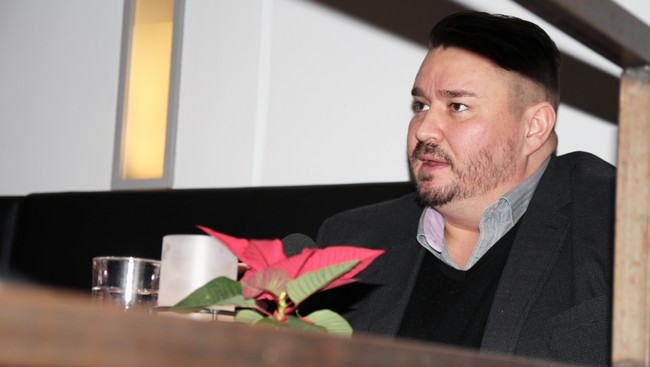 Mikael Ali snakker om Eirik Jensen