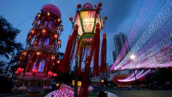 Hongkong moon festival