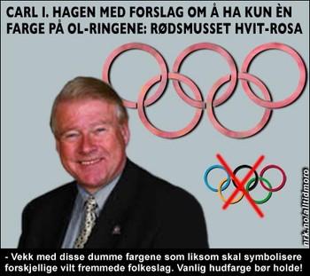 Hagens OL-ringer