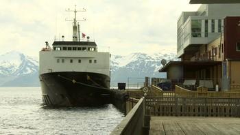 Winter Bay i Tromsø