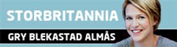 Storbritannia: Gry Blekastad Almås