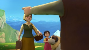 Historien om Heidi: 1. Heidi