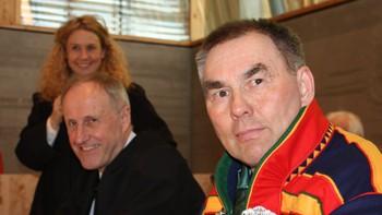 Magga, Remmen og Ingvild Bråthen