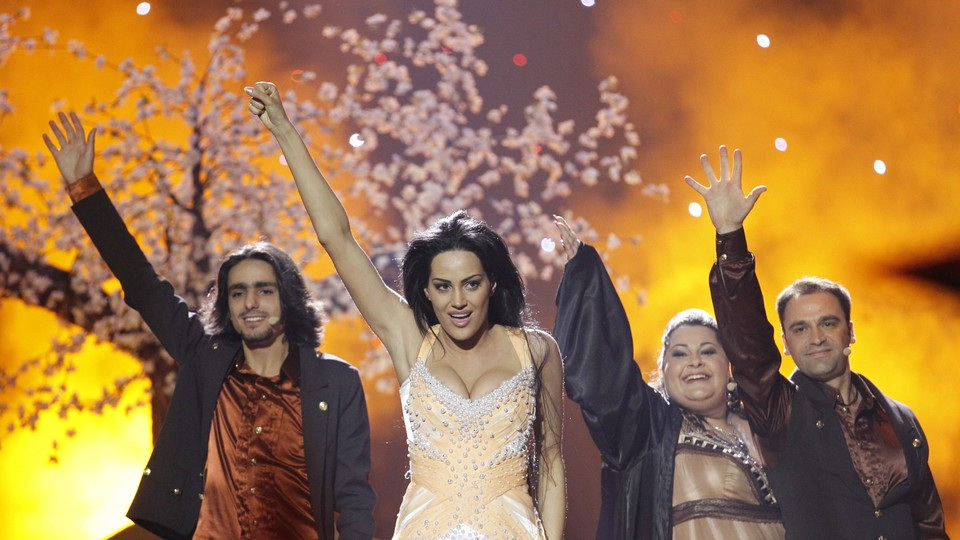 Eurovision Song Contest 2010: Finale