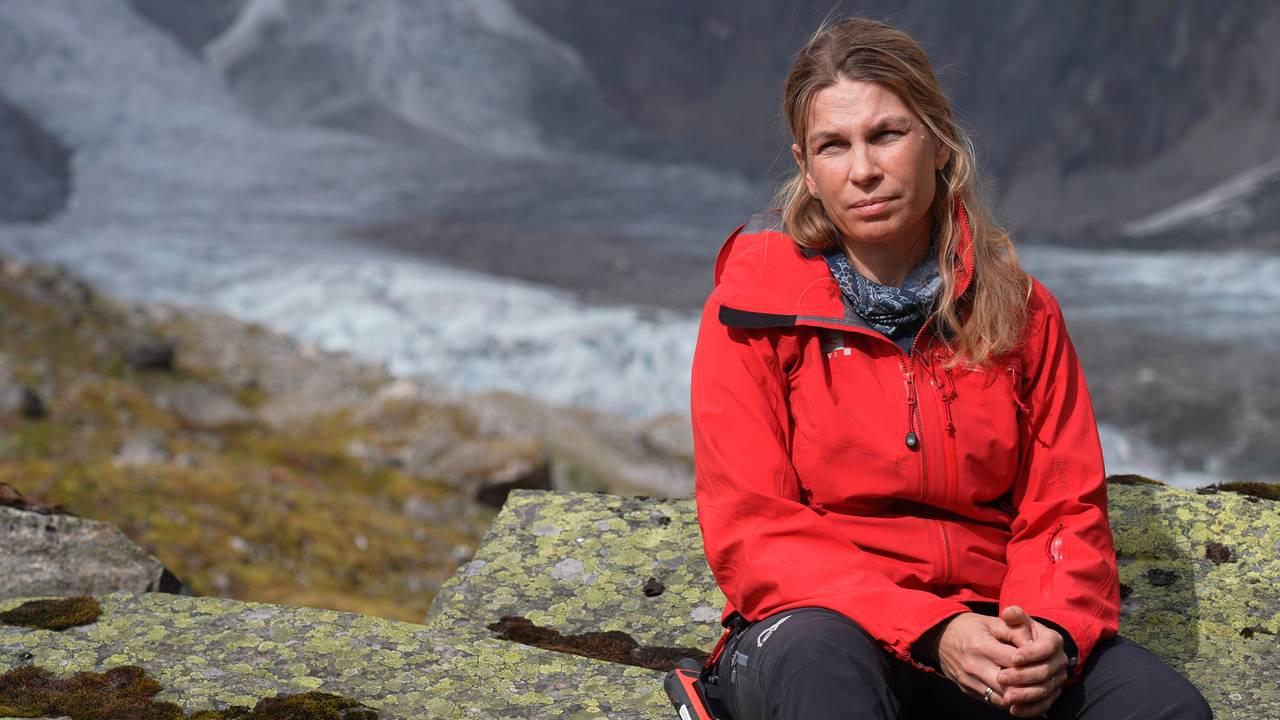 Liss Marie Andreassen, seniorforskar i NVE