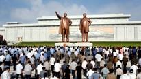 Diktator Kim Jong-il, Nord-Korea (foto: KNS/Afp)