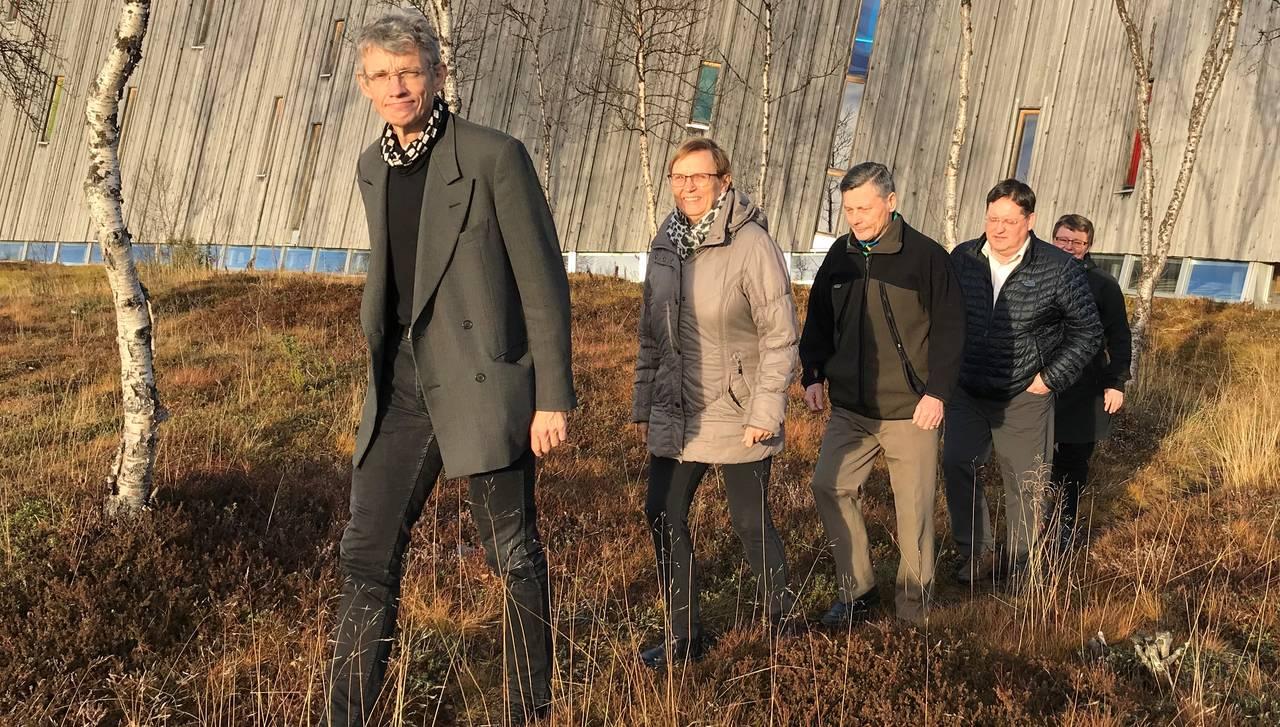 Finnmarkskommisjonen utenfor Indre Finnmark tingrett