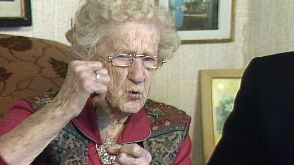 Dagmar Engstrøm - forkynner og misjonær i 75 år
