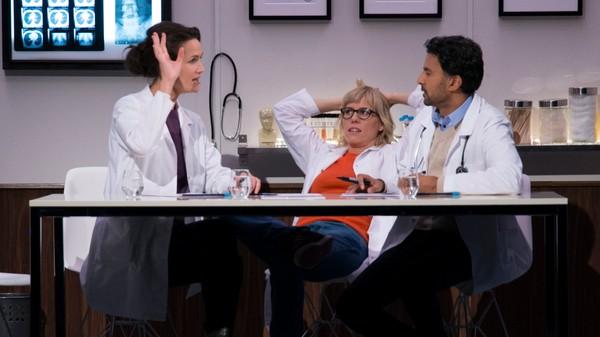 Kan tre bartendere danke ut legene?