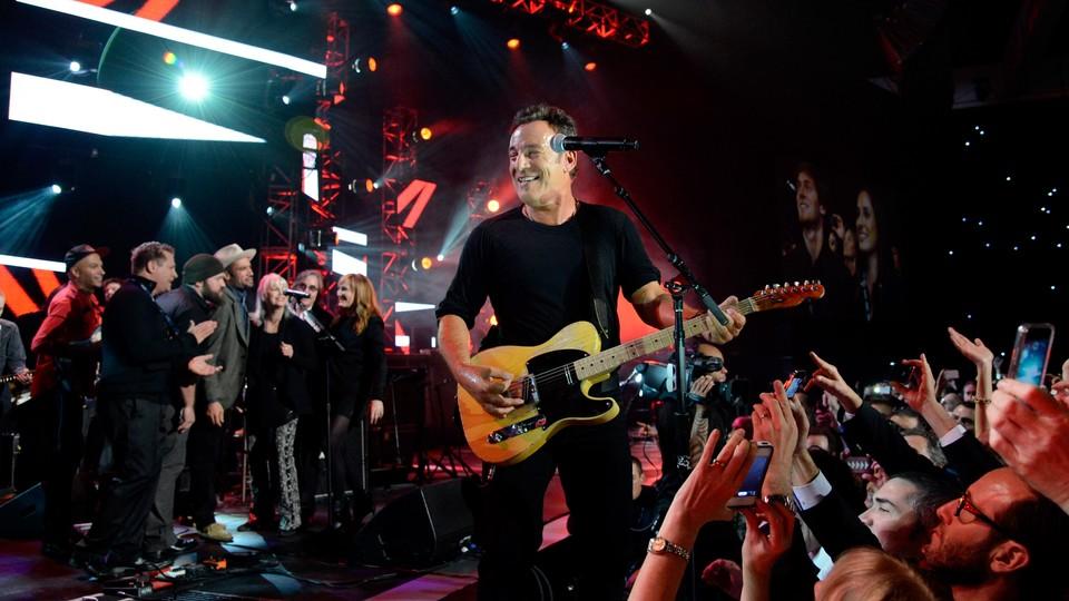 En hyllest til Bruce Springsteen