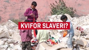 Kvifor slaveri?
