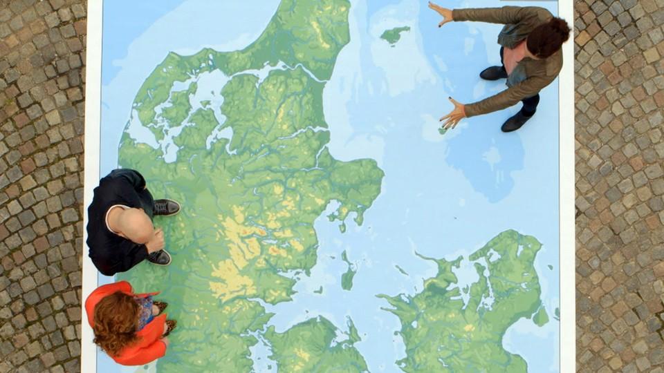 Et glimt av Danmark