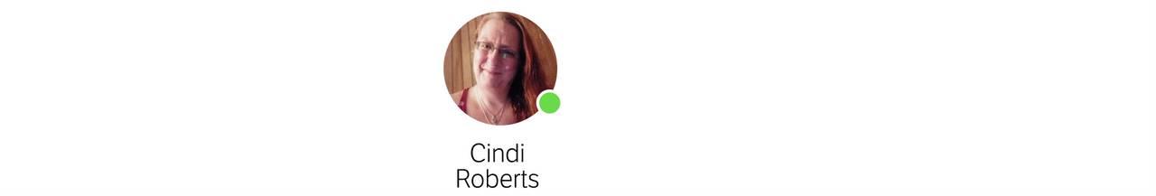 Profil-chat av Cindi