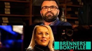 Brenners bokhylle: Laila Vars og Bjarne Melgaard