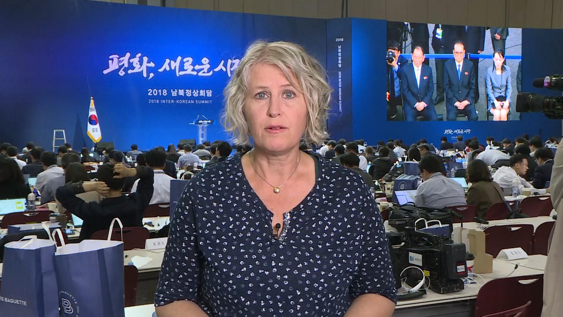 c5ee71b79 Kim og Moon vil avslutte krigen mellom Nord- og Sør-Korea – NRK Urix ...