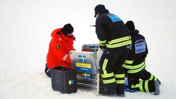 Her jobber svensk politi med å samle