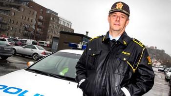 UP-sjef for Rogaland og Agder, Øystein Krogstad
