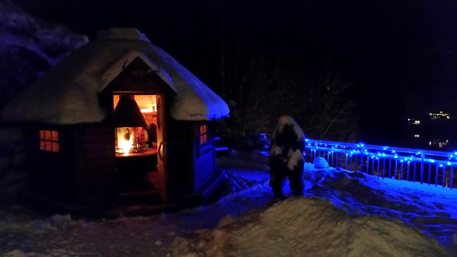 Julestemning i Farsundfeltet i Førde