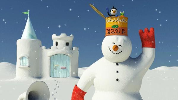 Finsk animasjonserie om snømannen Albi.