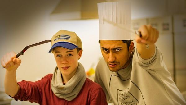 Bilderesultat for newton kokkekamp