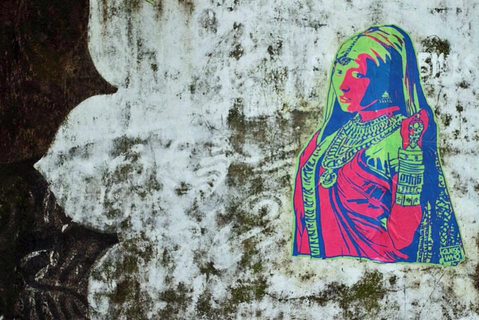 Den indiske piken med perleøreddobbene?