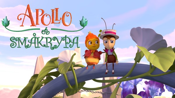 Sirissen Apollo bur i ein hage der han møter mange truslar. Venene må stå saman for at livet i hagen skal vere fredeleg og roleg. Fransk animasjon.